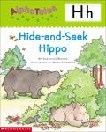 Letter H Hide-And-Seek Hippo
