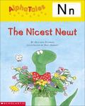 Letter N The Nicest Newt