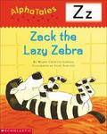 Letter Z Zack the Lazy Zebra