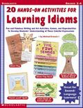 20 Hands-on Activities For Learning Idioms