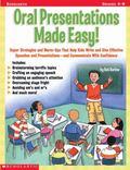 Oral Presentations Made Easy!
