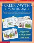 15 Greek Myth Mini-Books