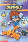 Digi-Know?!: The Official Book of Digimon Facts & Fun