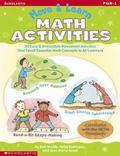 Move & Learn Math Activities Grades Prek-1