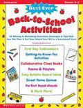 Best Ever Back-To-School Activities