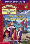 Mrs. Jeepers on Vampire Island