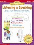 Listening & Speaking Best-Ever Activities for Grades 2-3