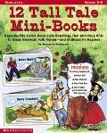 12 Tall Tale Mini-Books