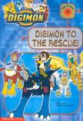 Digimon to the Rescue - Michael S. Teitelbaum - Paperback