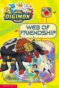 Web of Friendship - Michael S. Teitelbaum - Paperback