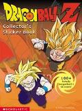 Dragonball Z Collector's Sticker Book