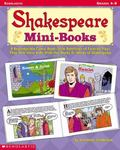 Shakespeare Mini-Books 8 Reproducible Comic Book-Style Retelling of Favorite Plays That Will...