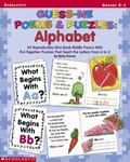 Alphabet (Guess-Me Poems & Puzzles, Grades K-1)
