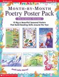 Month-By-Month Poetry Poster Pack Grades K-3