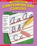 Scholastic Success With Contemporary Cursive