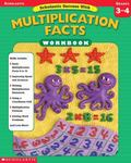 Scholastic Success With Multiplication Facts Grades 3-4