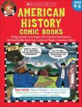 American History Comic Books 12 Reproducible Comic Books With Activities Guaranteed To Get K...