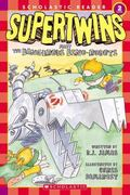 Supertwins Meet the Dangerous Dino-Robots