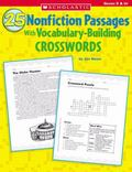 25 Nonfiction Passages With Vocabulary-Building Crosswords