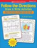 Follow-the-Directions Draw & Write Activities Step-by-step Directions And Writing Prompts Th...