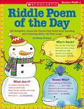 Riddle Poem Of The Day: 180 Guess-me Poems To Build Phonemic Awareness