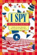 I Spy Funny Teeth Riddles