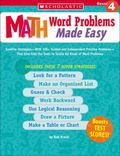 Math Word Problems Made Easy: Grade 4