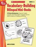 Vocabulary Building Bilingual Mini-books