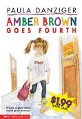 Amber Brown Goes Fourth - Paula Danziger - Paperback - Special Limited