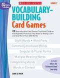 Vocabulary-Building Card Games