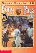 Last Pony Ride