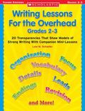 Writing Lessons for the Overhead Grade 2-3
