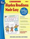 Algebra Readiness Made Easy