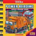 Tonka Power Reading Trucks Around Town