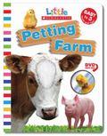 Petting Farm (Little Scholastic; Book & DVD)