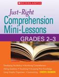 Just-right Comprehension Mini-lessons, Grades 23