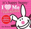 It's Happy Bunny Valentine Book