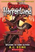 Welcome to Camp Slither (Goosebumps HorrorLand Series #9)