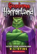 Escape from Horrorland (Goosebumps HorrorLand Series #11)