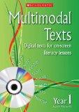 Multimodal Texts Year 1: Digital Texts for On-screen Literacy Lessons
