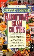 The Corinne T. Netzer Carbohydrate Gram Counter - Corinne T. Netzer - Mass Market Paperback