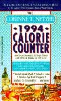 Corinne T. Netzer Calorie Counter, 1994