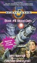 Babylon 5 #3: Blood Oath