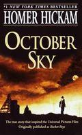 October Sky A Memoir