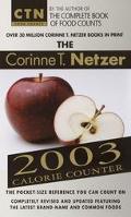 Corinne T. Netzer 2003 Calorie Counter