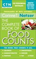 Complete Book of Food Counts, 9th Edition : The Book That Counts It All