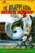 The Disappearing Bike Shop - Elvira Woodruff - Paperback