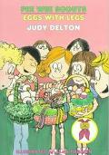 Eggs with Legs (Pee Wee Scouts Series #28) - Judy Delton - Paperback
