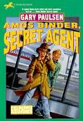 Amos Binder, Secret Agent (Culpepper Adventures Series #28)