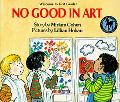 No Good in Art - Miriam Cohen - Paperback